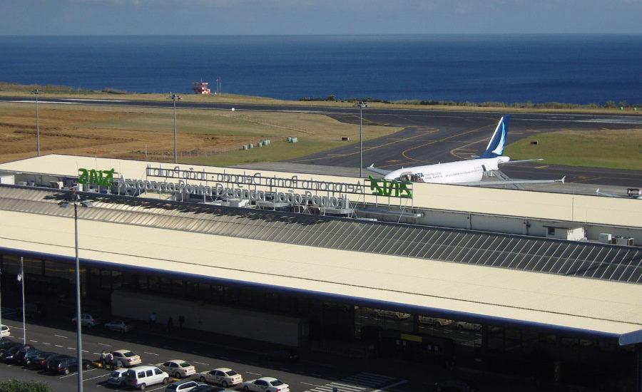 Aeroporto João Paulo II - São Miguel, Açores