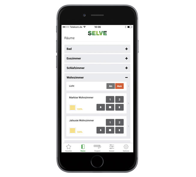 Commeo Server - Mobile App