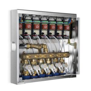Microcenter - Sistema electrónico para gestão de torneiras, urinóis e iluminação