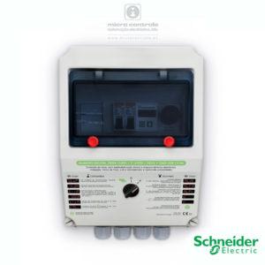 Quadro Digital para Furo - Sem Sondas, Gama Premium - Schneider - Vista Frontal