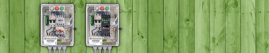 Quadros elétricos discontactores