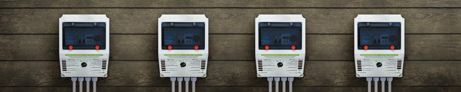 Quadros Elétricos de Nível de Furo