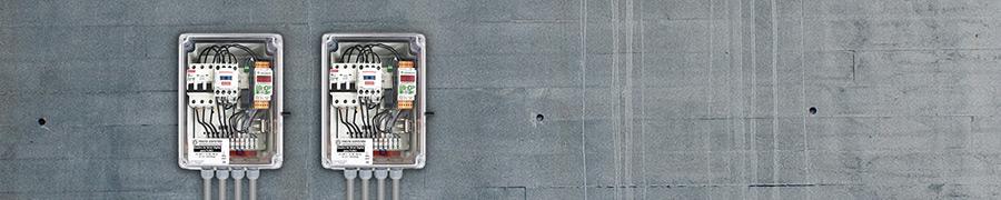 Quadros de Nível Digitais de Furo sem Sondas